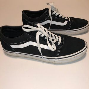 Vans I don't have to say more lol